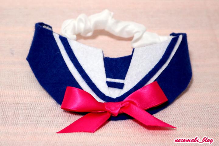 桜舞う季節!!まびさんセーラー服を着て入学♪♪