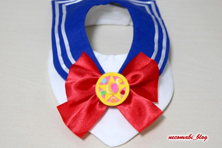美少女戦士セーラームーン衣装作成の工程~セーラームーン編~